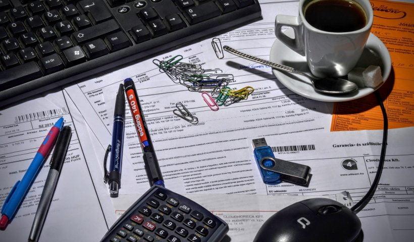 Facturen boekhouding